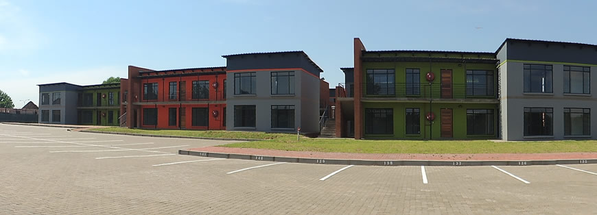 Zamdela CRU Housing